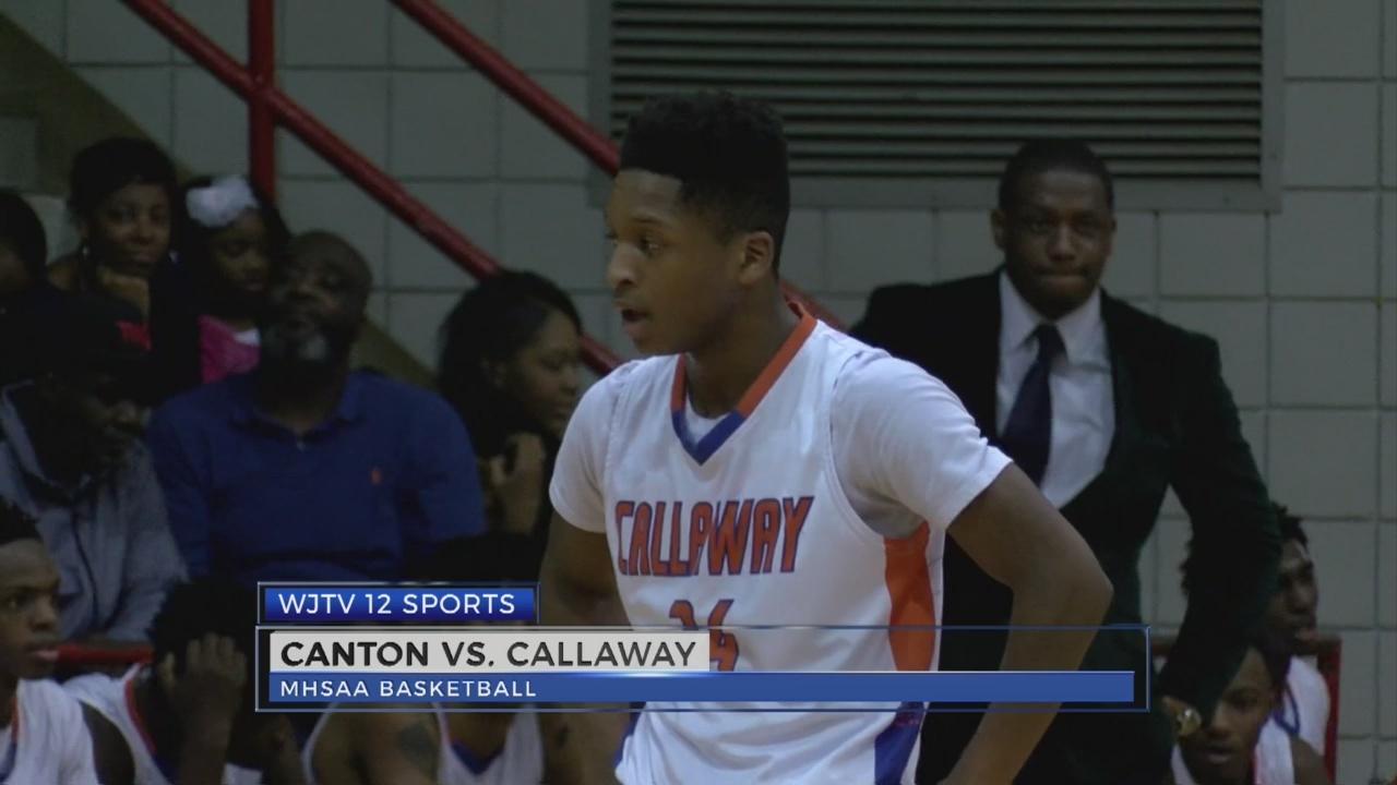 MHSAA Basketball: Callaway 83, Canton 55