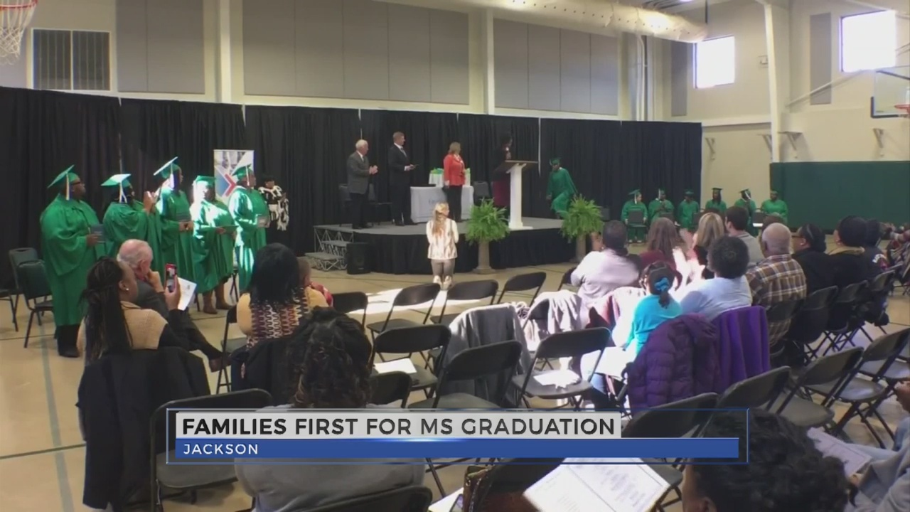 Families First Graduation Day