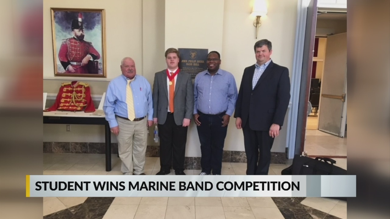 Madison Central Musician Earns National Honor