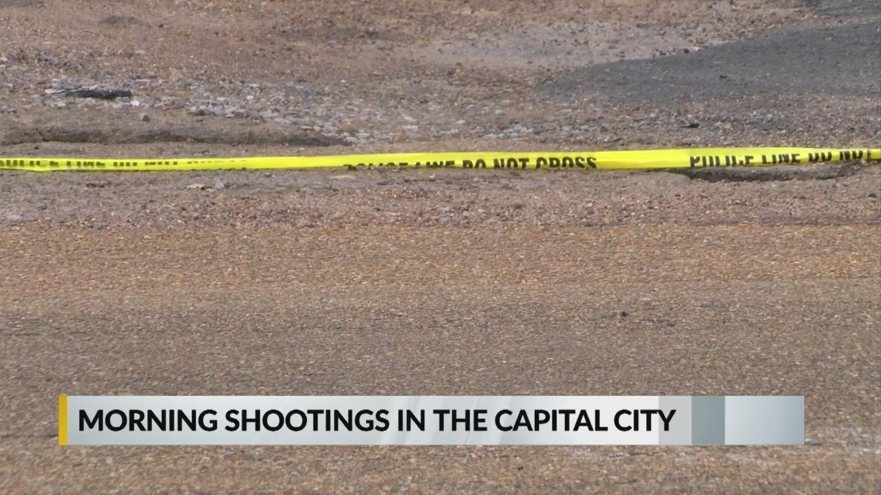 Morning shootings in Jackson
