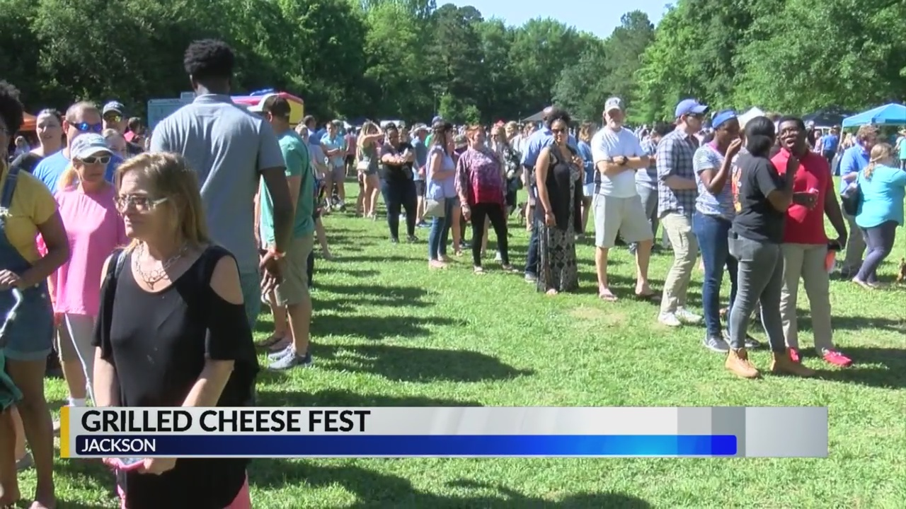 Belhaven Neighborhood Hosts Grilled Cheese Festival