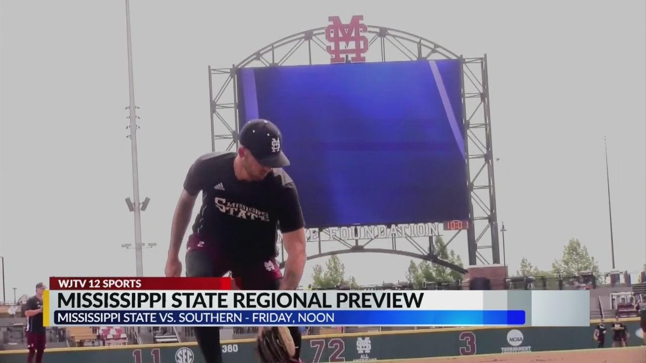 NCAA baseball regional previews