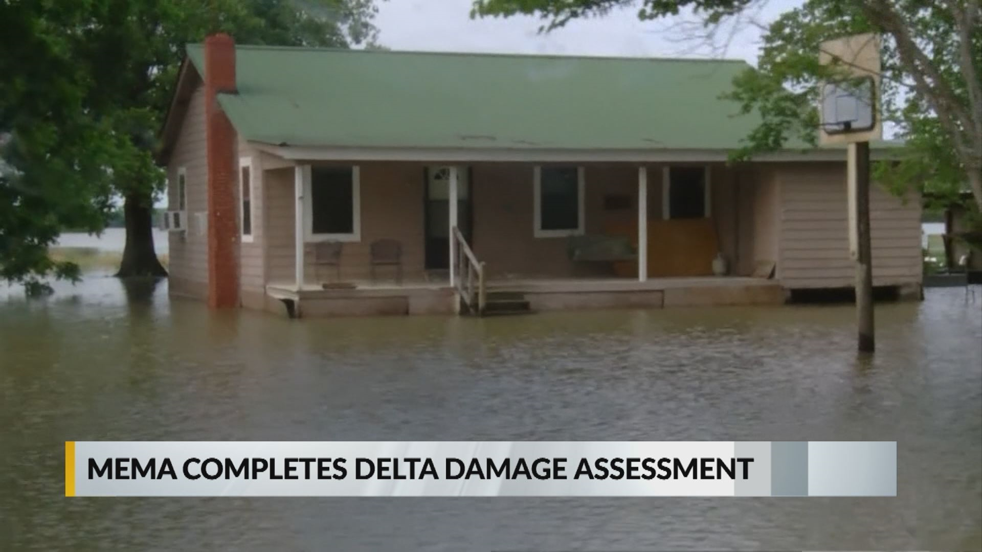 Delta Damage Assessment