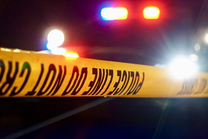 Four-vehicle crash along I-20 West near State Street