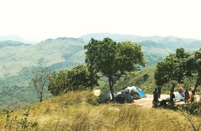 Mt. Batolusong Camping Grounds