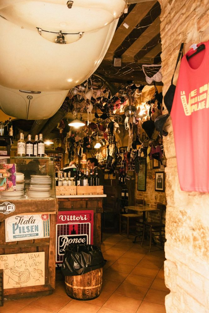 Bra Bar of Volterra Tuscany