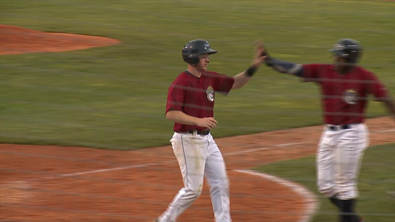 Mahoning Valley Scrappers topped Auburn 4-3 Thursday night_155512