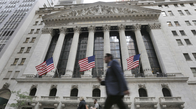 Financial Markets Wall Street_235095