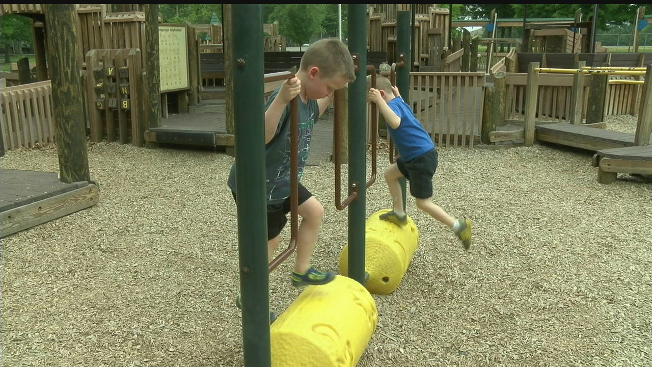 Number of Playground Concussions Rising