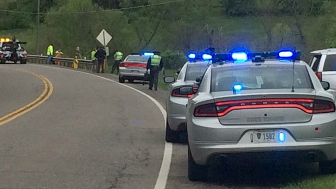 Man killed in fatal motorcycle crash in Beaver Township