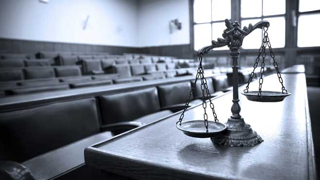 Courtroom, Scaled of Justice_218211