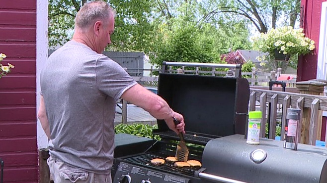 grilling summer-