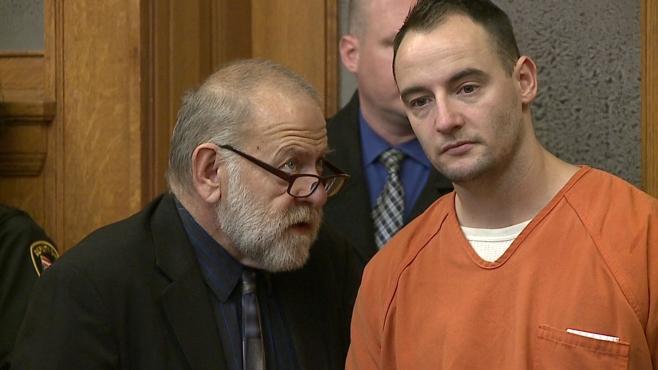 Eric Kline, court