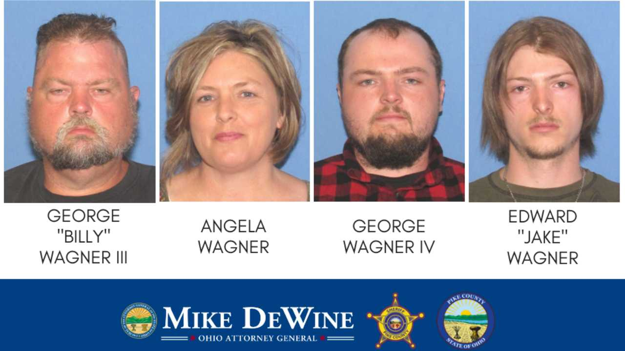 Pike County murder arrests