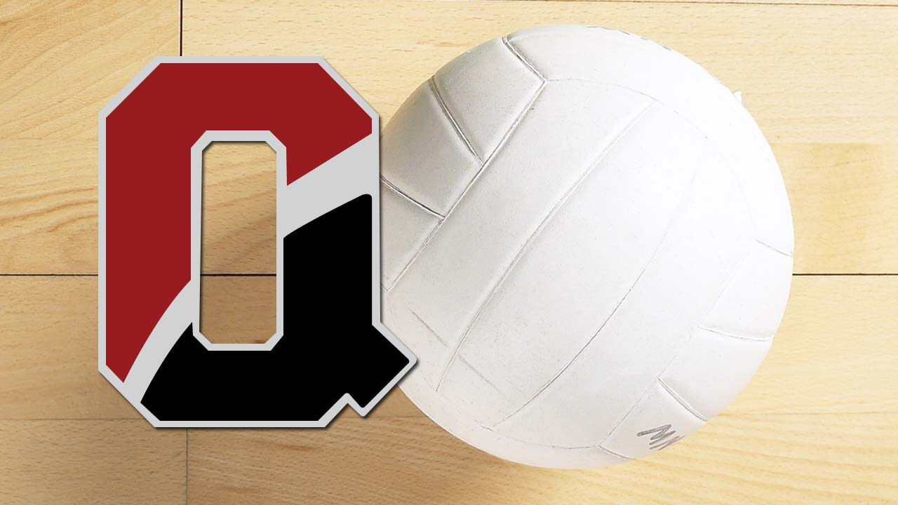 Salem Quaker volleyball