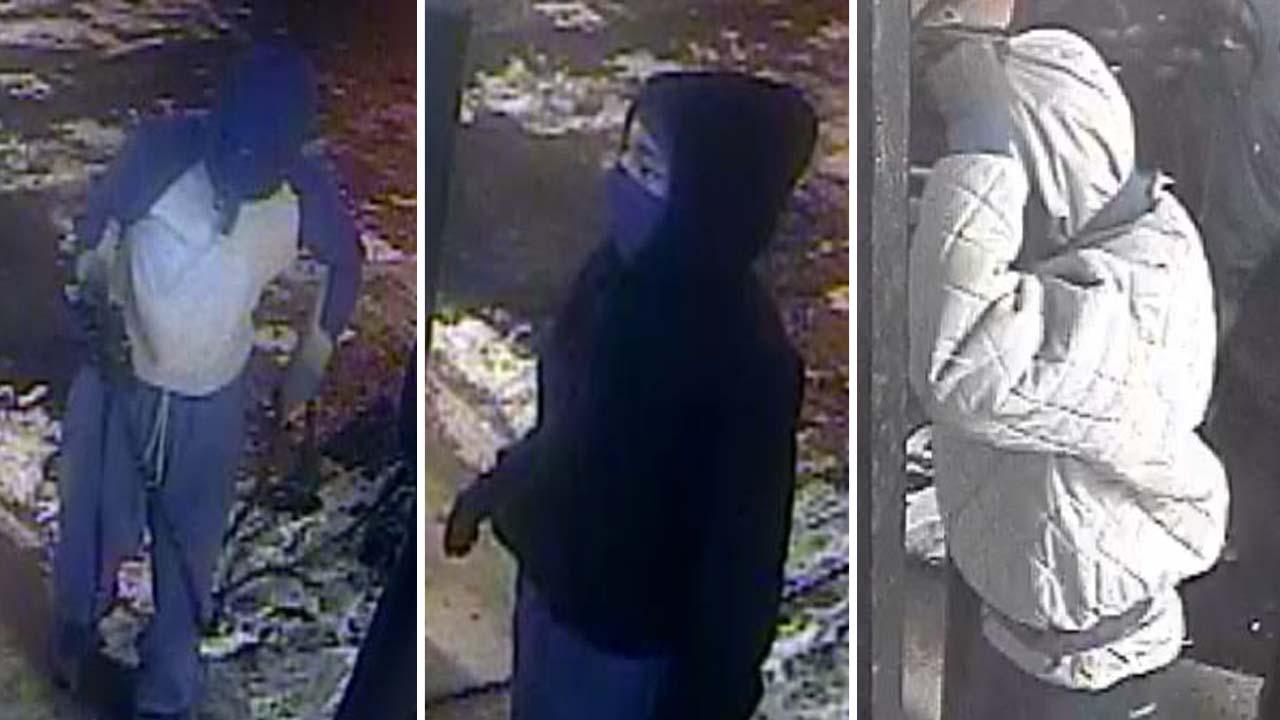 Suspects in the Miller Rod and Gun burglary in Boardman