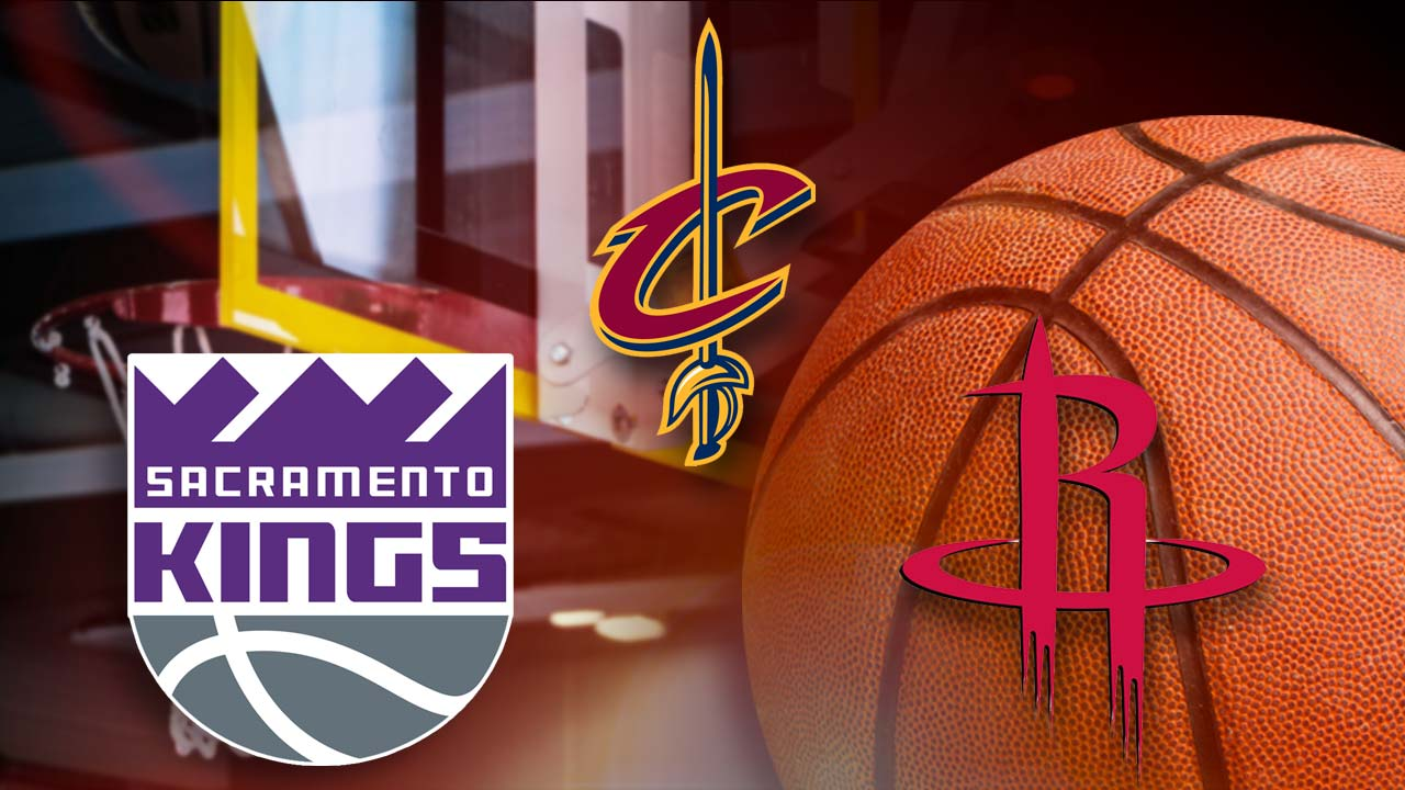 Cleveland Cavaliers, Sacramento Kings, Houston Rockets trade