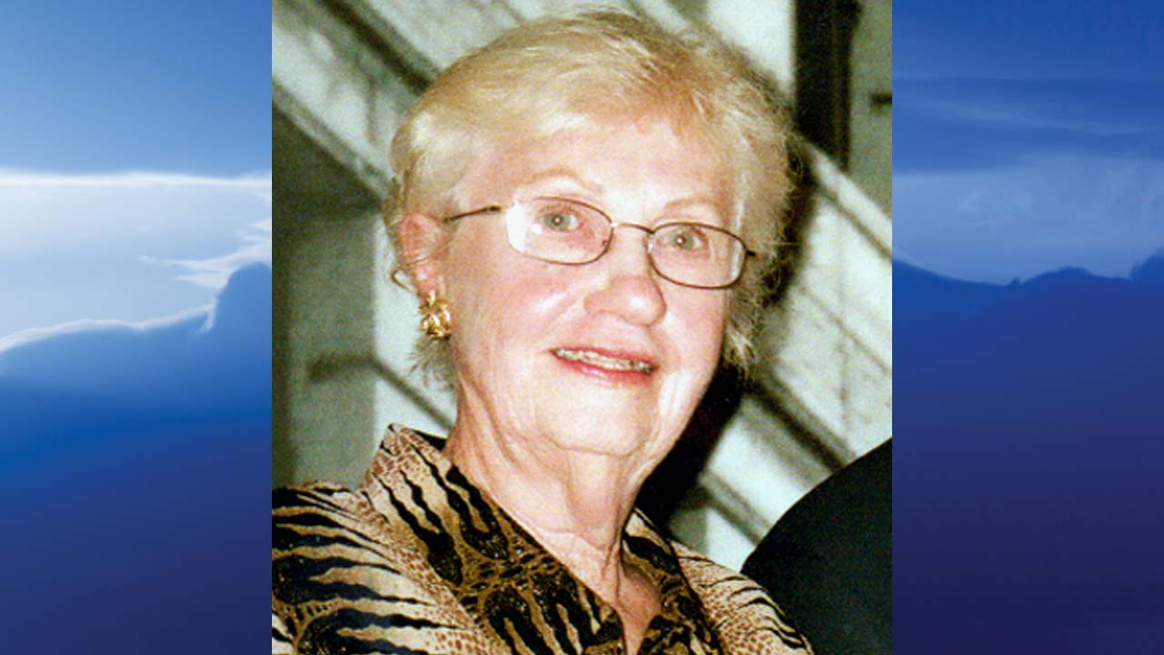 "Helen ""Sally"" Chermely, Canfield, Ohio - obit"