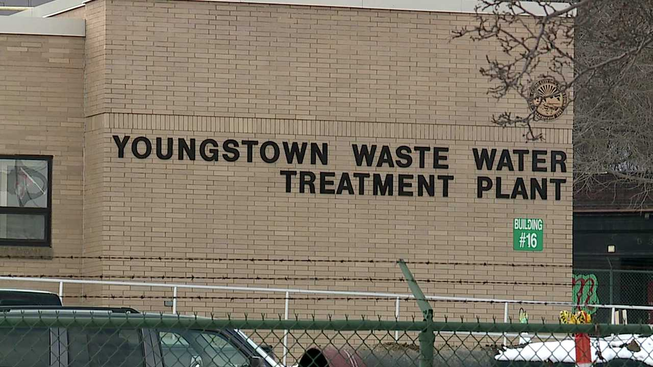Youngstown Wastewater Treatment Plant