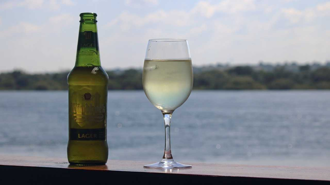 Beer, wine, alcohol generic