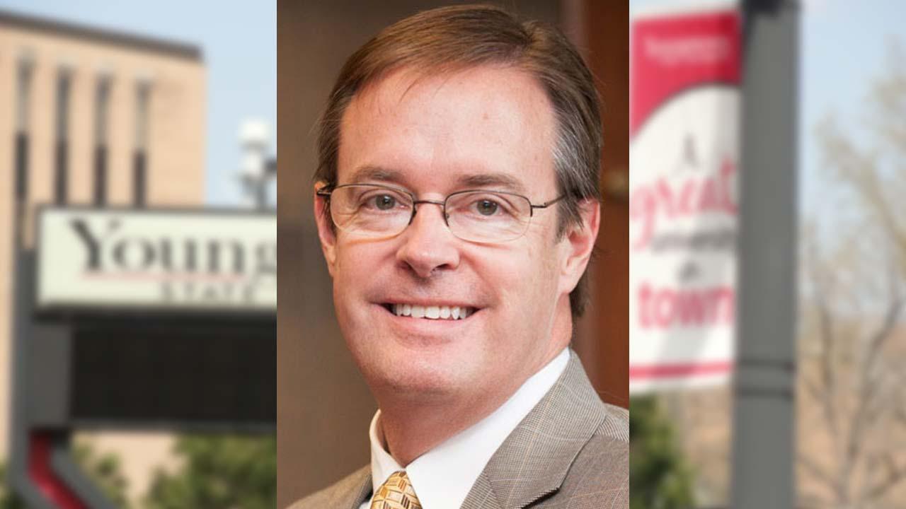 Brien N. Smith, YSU Provost
