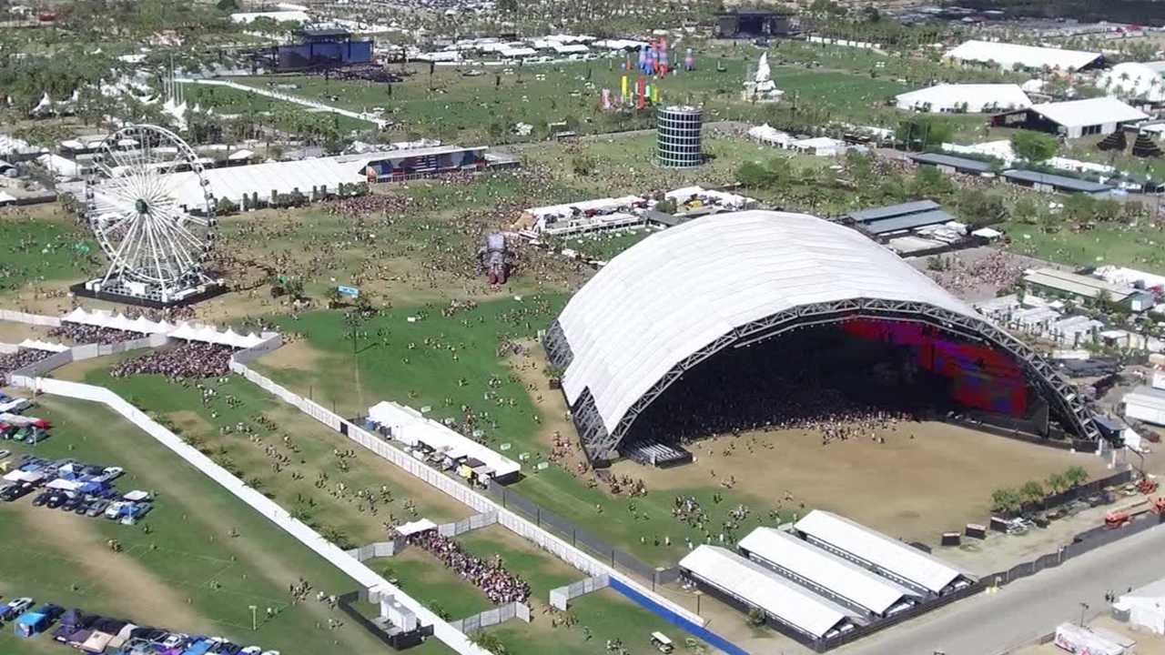 Reports of herpes skyrockets around Coachella music festival