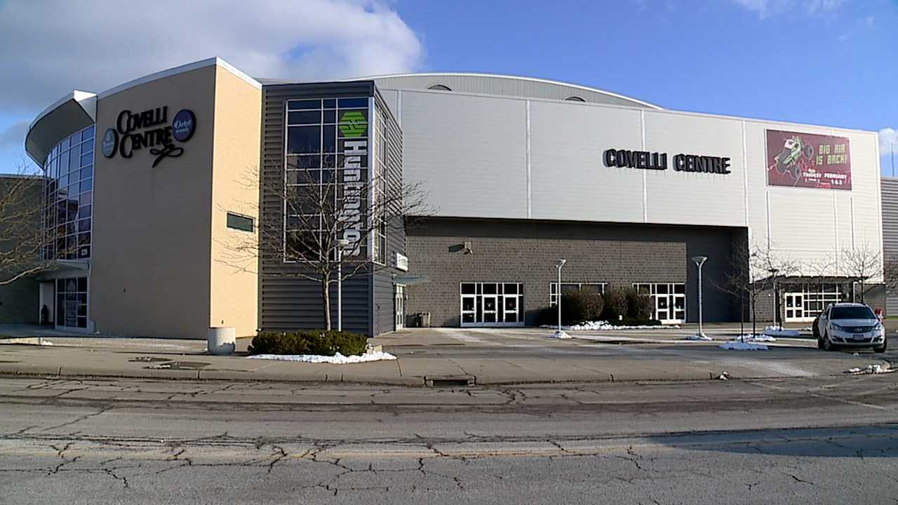Covelli Centre, downtown Youngstown