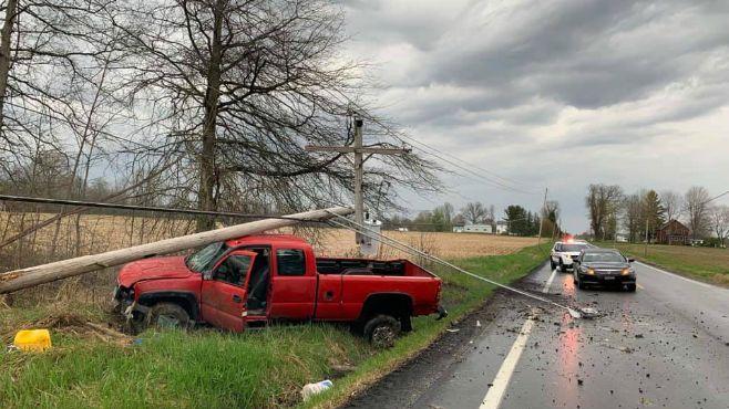 Farmington Township crash