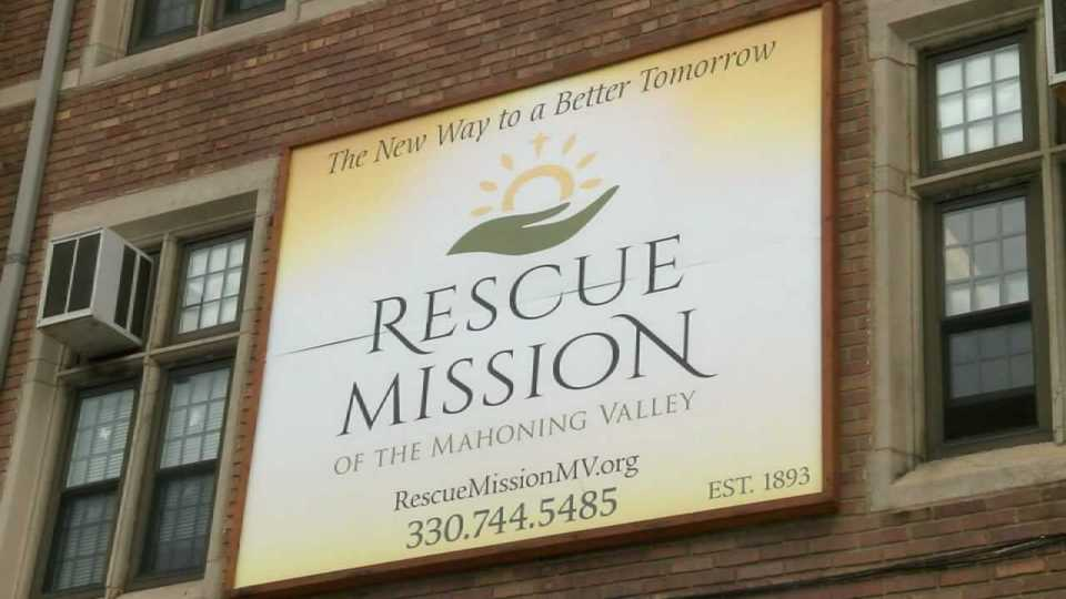 The Rescue Mission in Youngstown