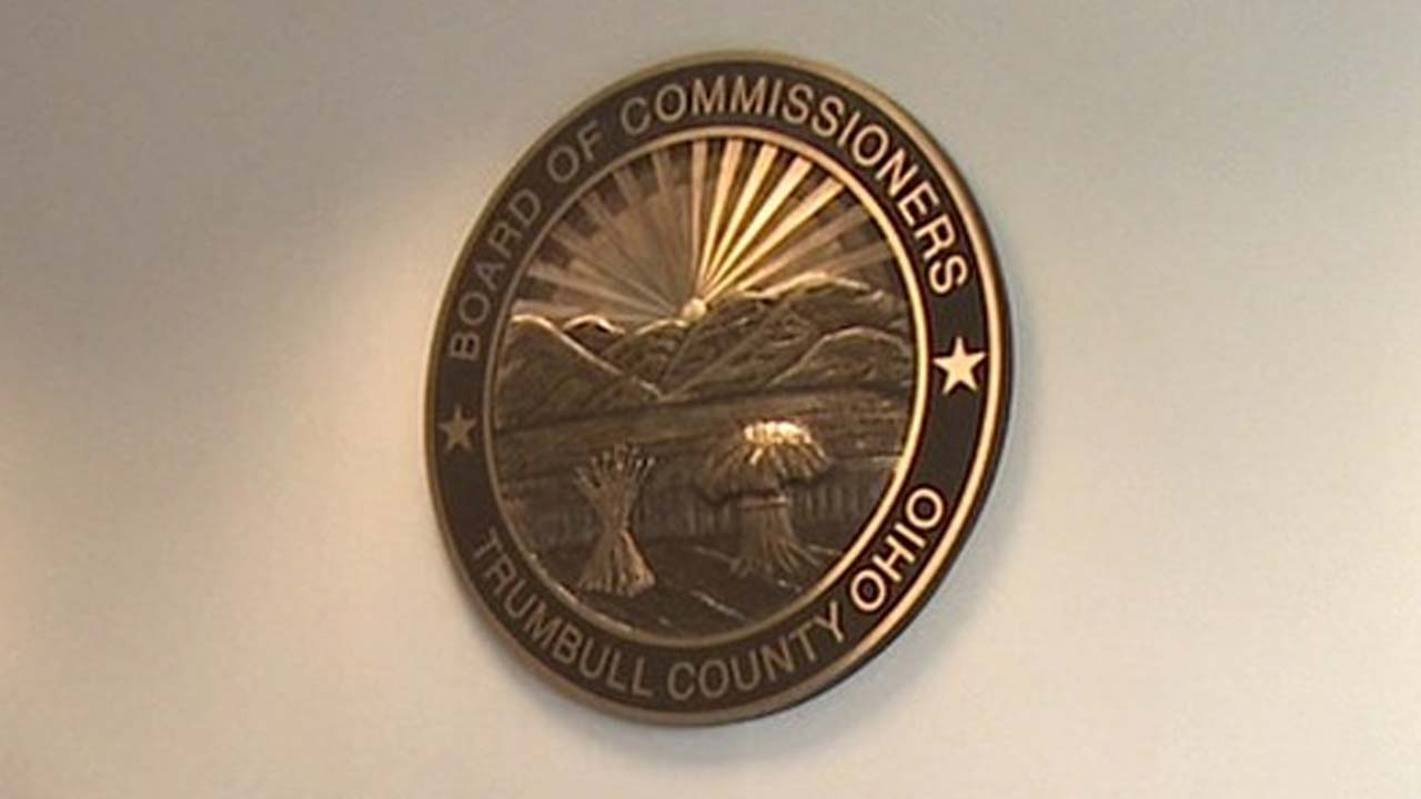 Trumbull County Board of Commissioners Seal