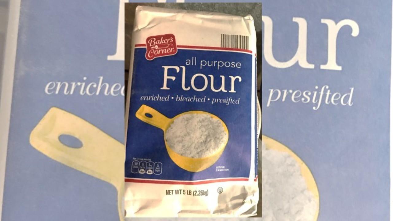 Aldi flour recall