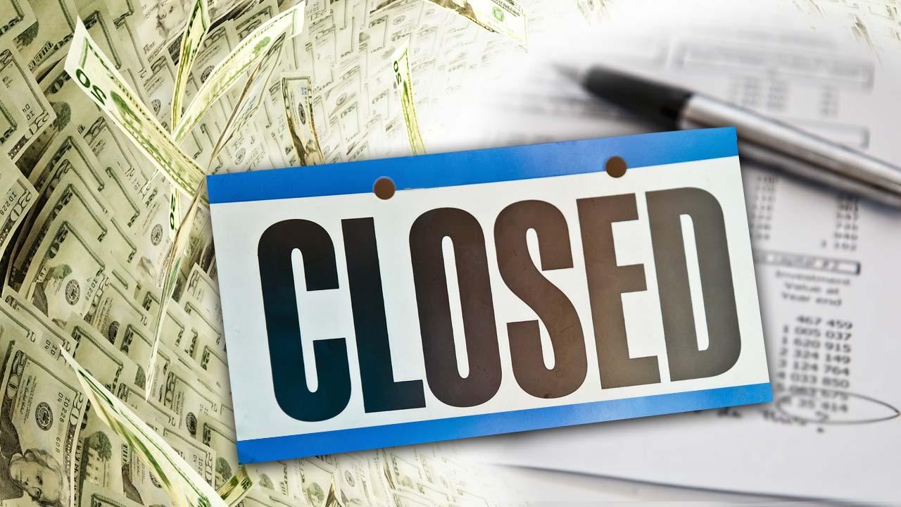Business Closed generic