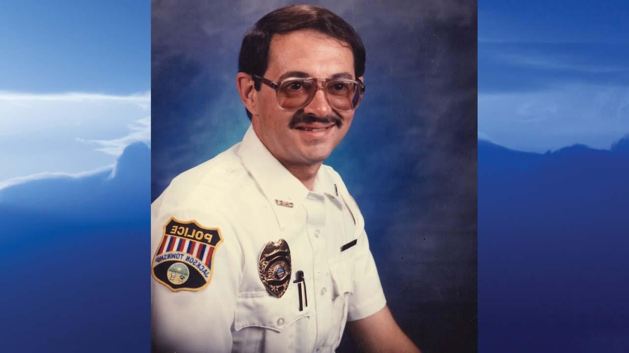 Chief Orrin F. Hill, North Jackson, Ohio - obit