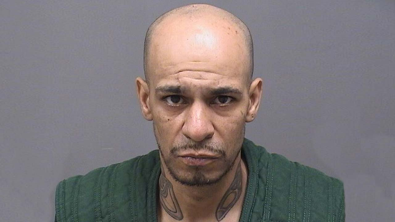 Hector Perez, charged with felonious assault in Youngstown.