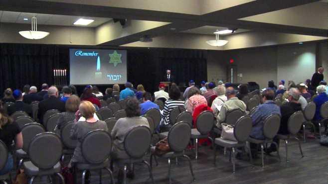 Jewish Community Holocaust Event