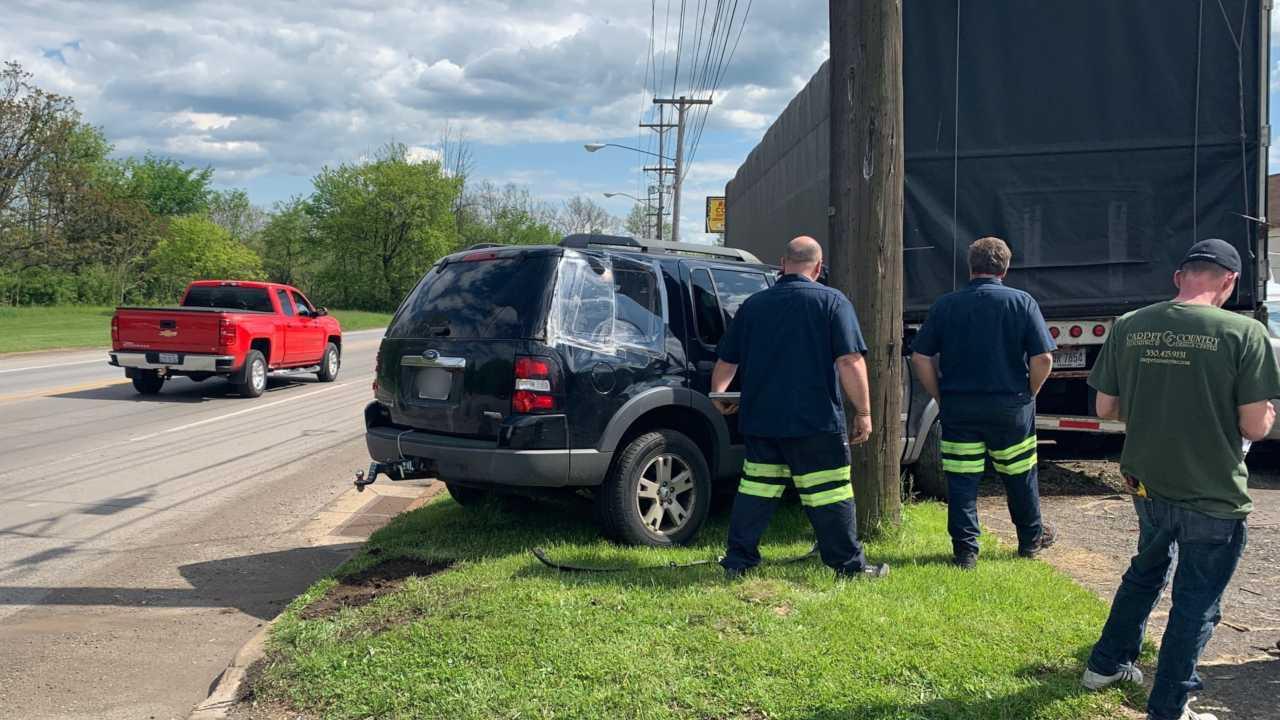 Niles boy steals car, crashes