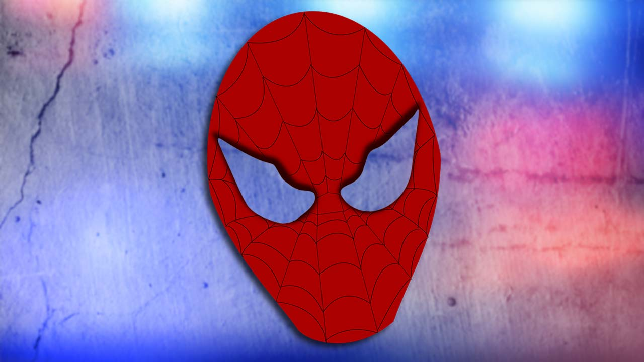 Spiderman Mask Robbery