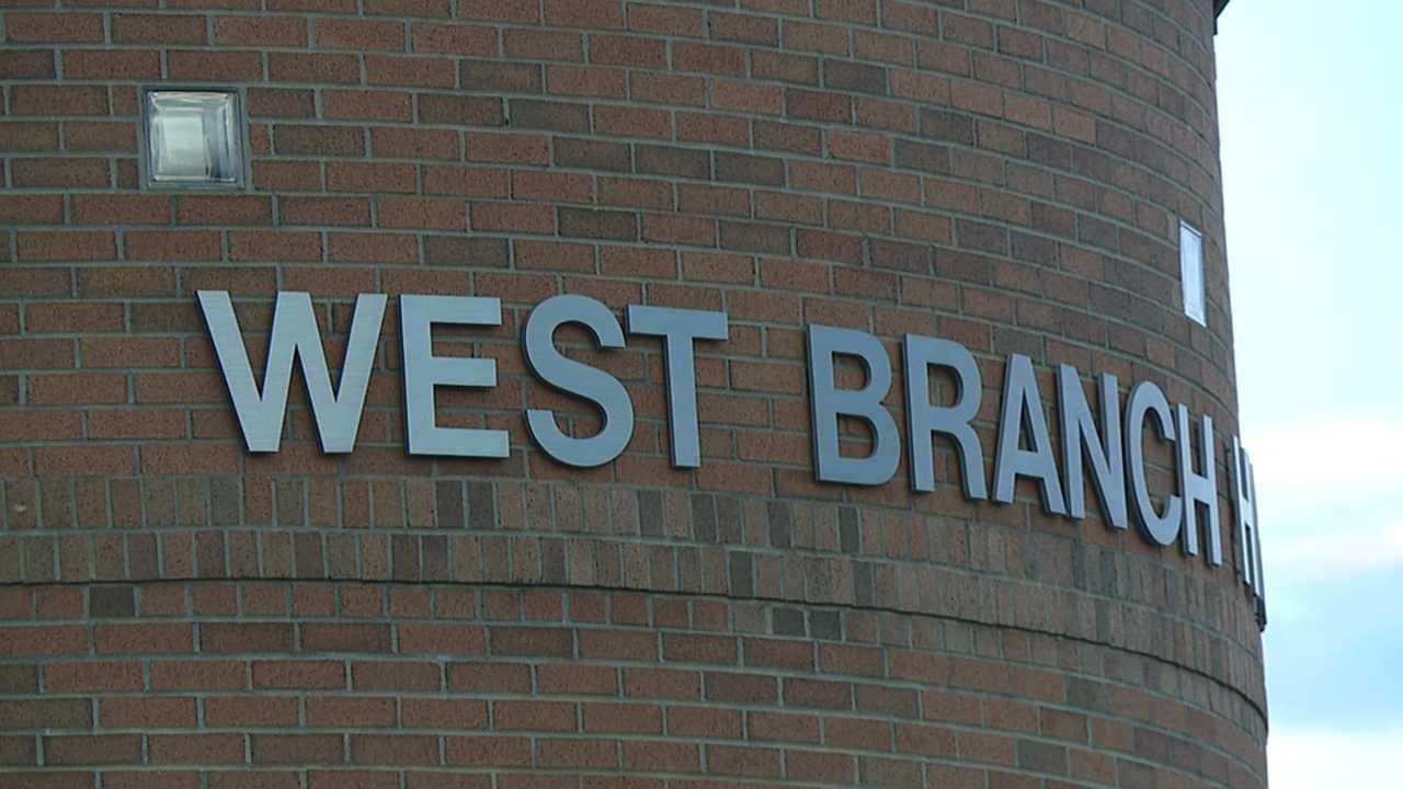 West Branch High School in Beloit