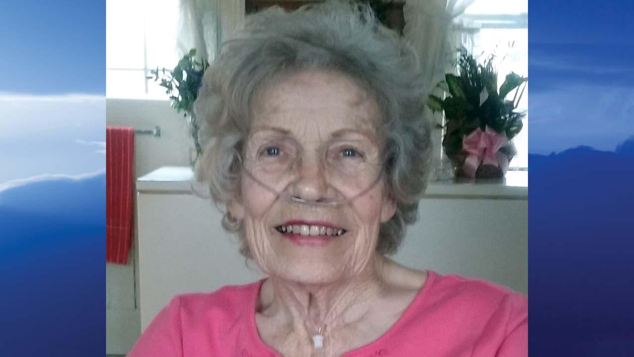 Yvonne Edna Gwendolyn (Leask) Manypenny, North Benton, Ohio - obit