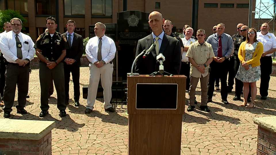 Ashtabula announced split from Ashtabula Trumbull Law Enforcement Agency
