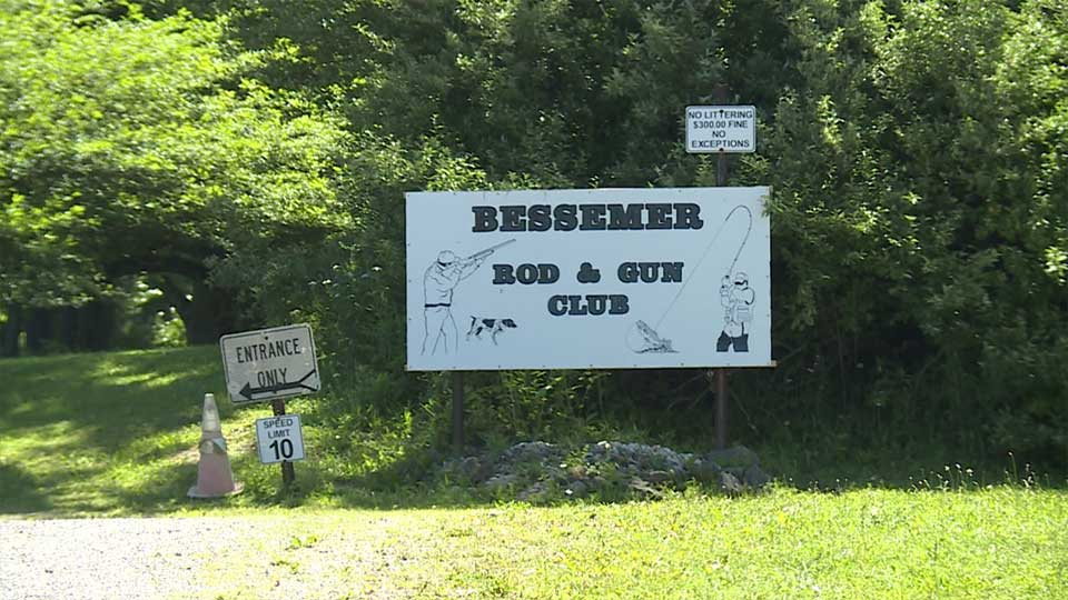 Lehigh Hanson stepped in with a 38-acre donation to the Bessemer Rod and Gun Club, which includes Bessemer Lake.