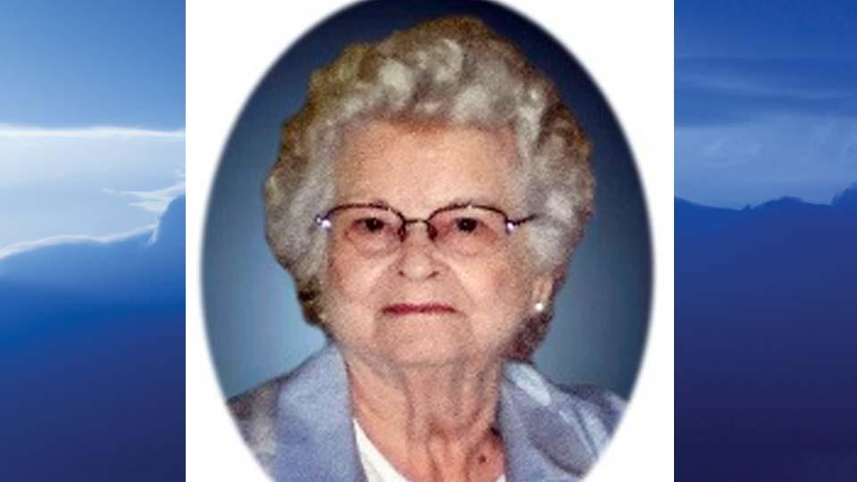 Betty J. Braatz, New Castle, Pennsylvania - obit