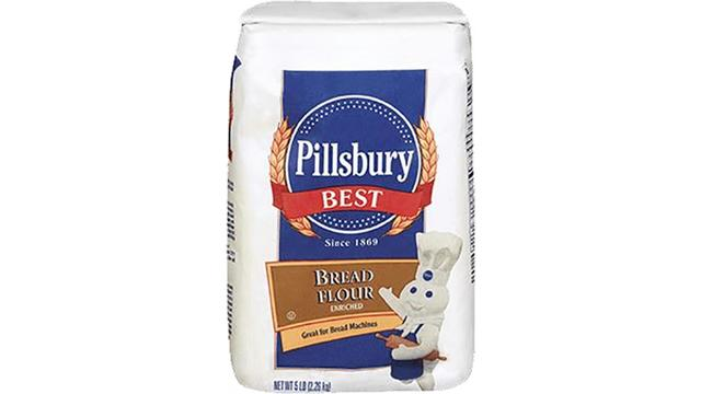 Pillsbury recalled bread flour