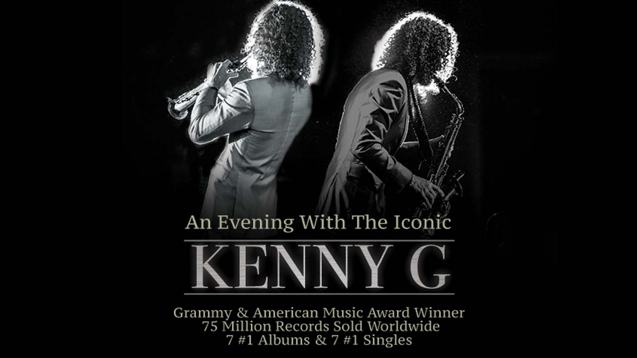 Kenny G at Packard Music Hall