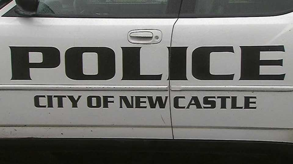 Police car generic - New Castle Police Department
