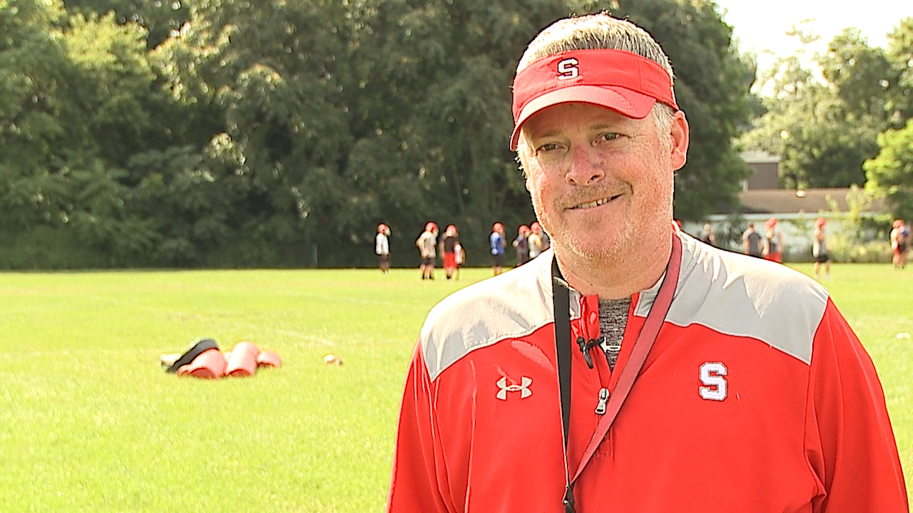 90 seconds with Curt Kuntz: Struthers head coach previews season ahead in NE8 Conference
