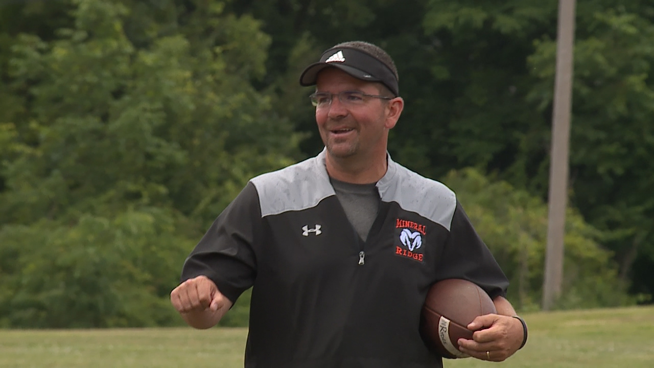 Shaner returns as head coach this time at Mineral Ridge