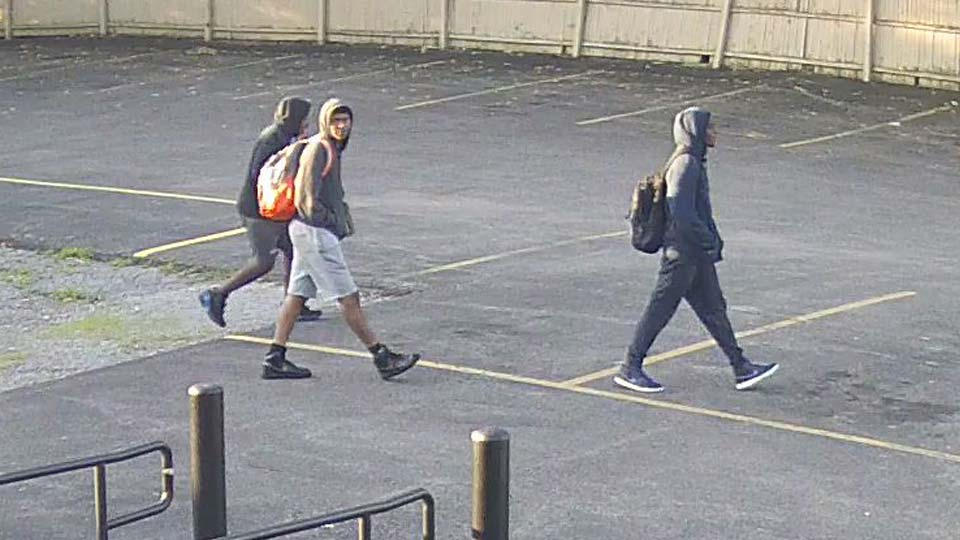 Handel's Youngstown robbery suspects