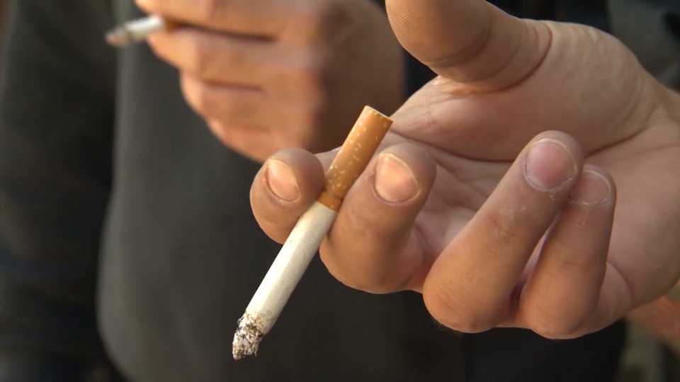 Tobacco Age Policy change
