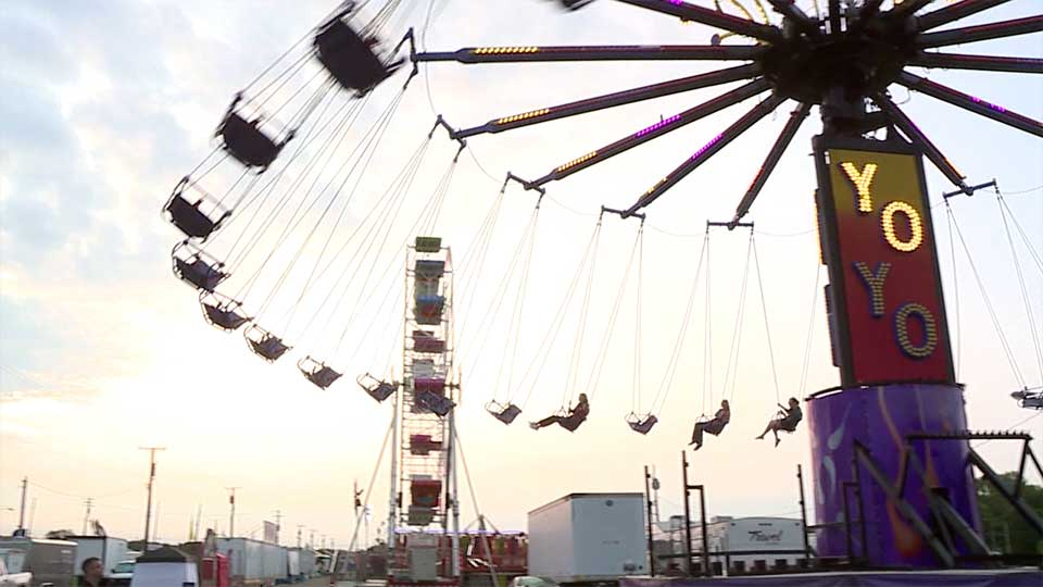 Tuesday is the opening day of the Trumbull County Fair, and it's only $1 to get in.